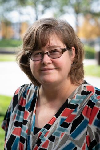 Photo of Sandra Quinn