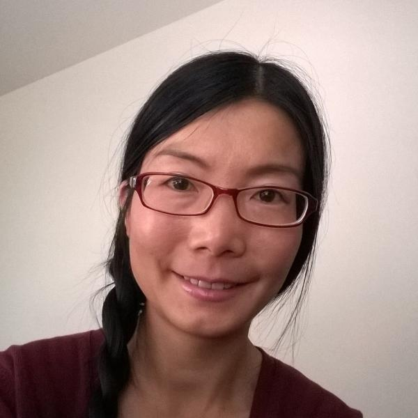 Photo of current student Brenda Chen