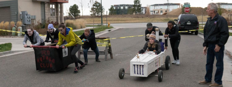2018 coffin race