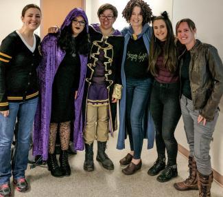 Anthropology Club Gathering