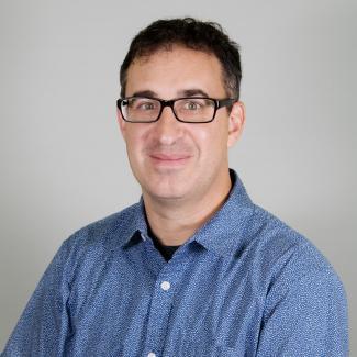 Portrait of professor Fisk