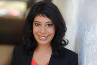 Rinku Sen, President and Executive Director of Race Forward, and the publisher of award-winning news site Colorlines