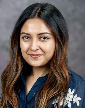 Soumia Bardhan PhD