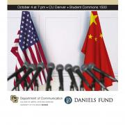 China program cover image - US and Chinese flags
