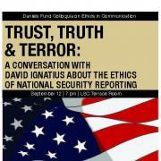 Ignatius program cover image - US flag