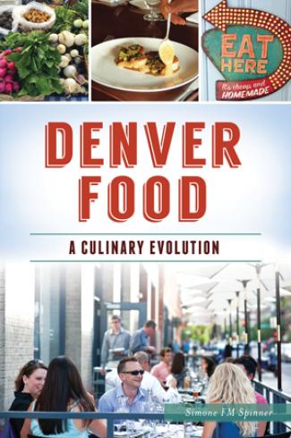 Denver Food book cover