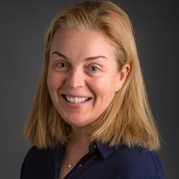 Cristina Sloan, Associate Director of Development for CLAS