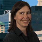 Small portrait of Associate Dean Sarah Fields