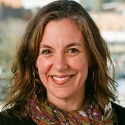 Sociology professor Jennifer Reich