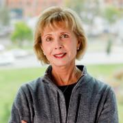 Professor of Integrative Biology Diana Tomback portrait