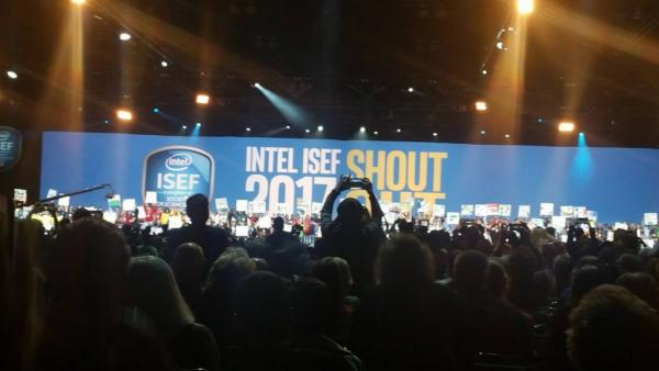 2017 Intel ISEF Winners