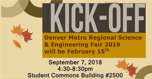 Kickoff event details 2018