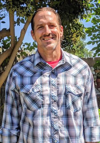 Photo of Professor Golding