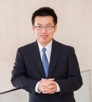 Photo of Professor Hu