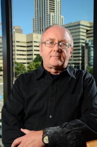 Photo of Professor Steven Beckman