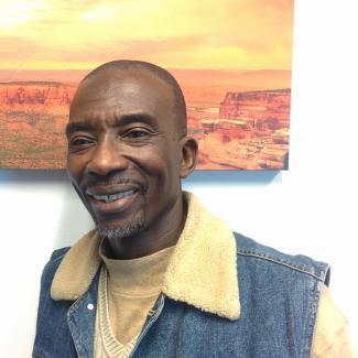 Photo of Professor Quansah