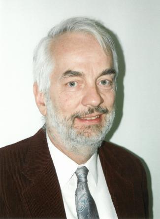 Photo of Professor Morris