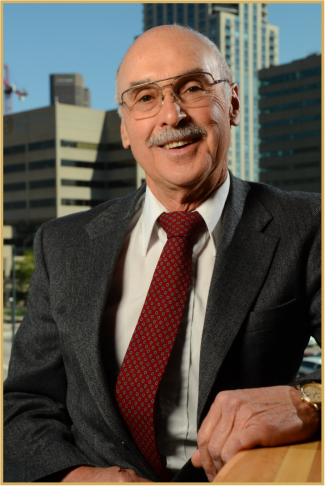 Headshot of Professor W. James Smith