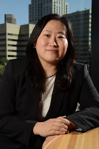 Professor Soojae Moon-Anderson