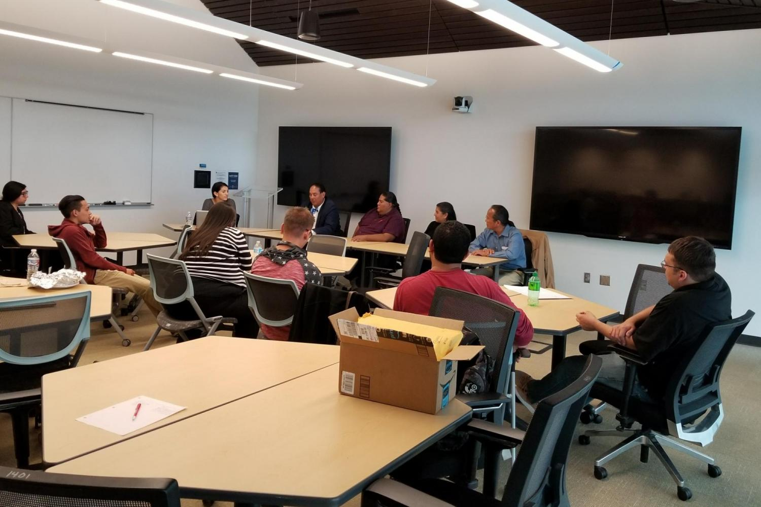 Career panel discussion
