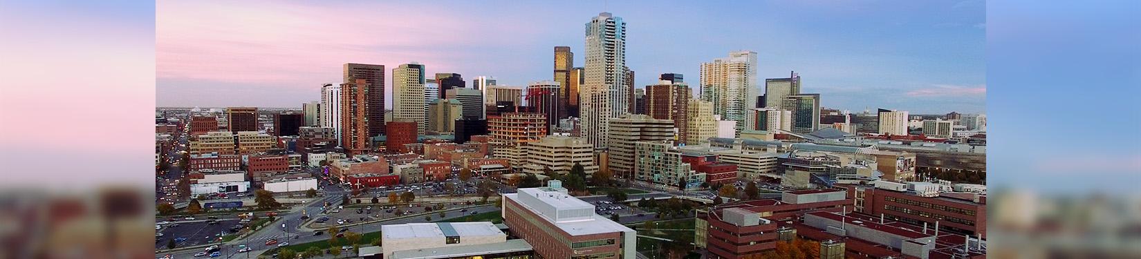 Denver, Colorado Skyline