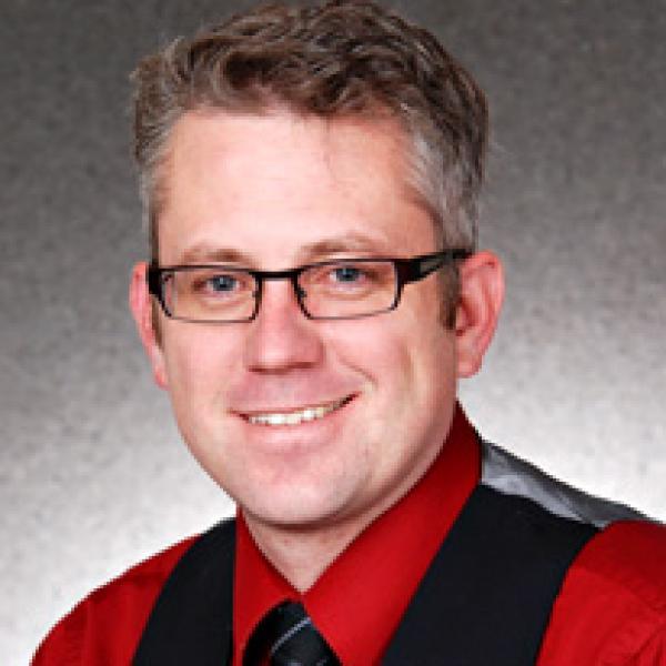 Peter Anthamatten, Ph.D. - Associate Professor
