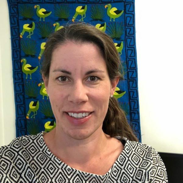 Dr. Sarah McCall