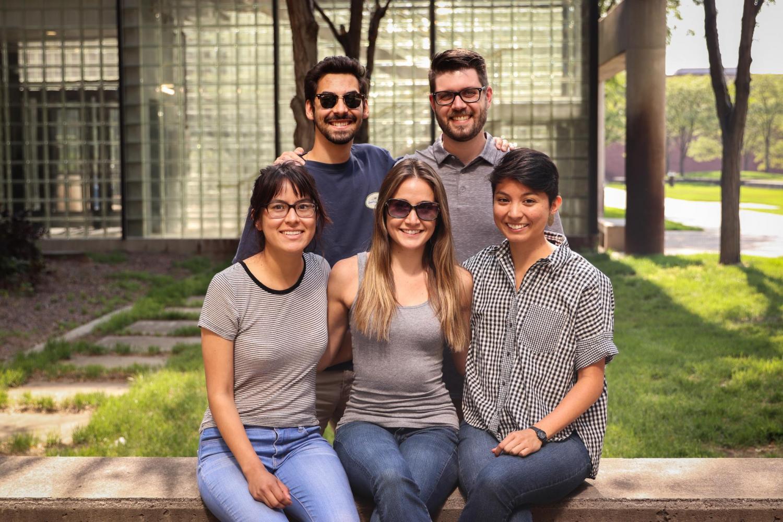 Fall 2018 Teaching Assistants