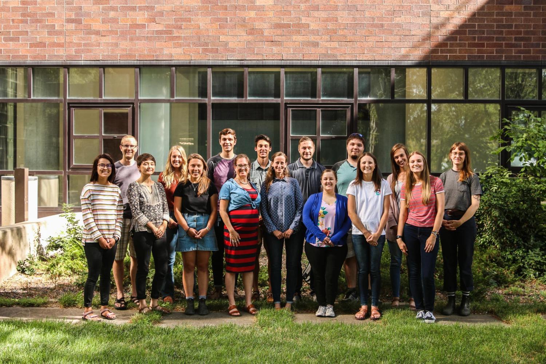 Fall 2019 Teaching Assistants