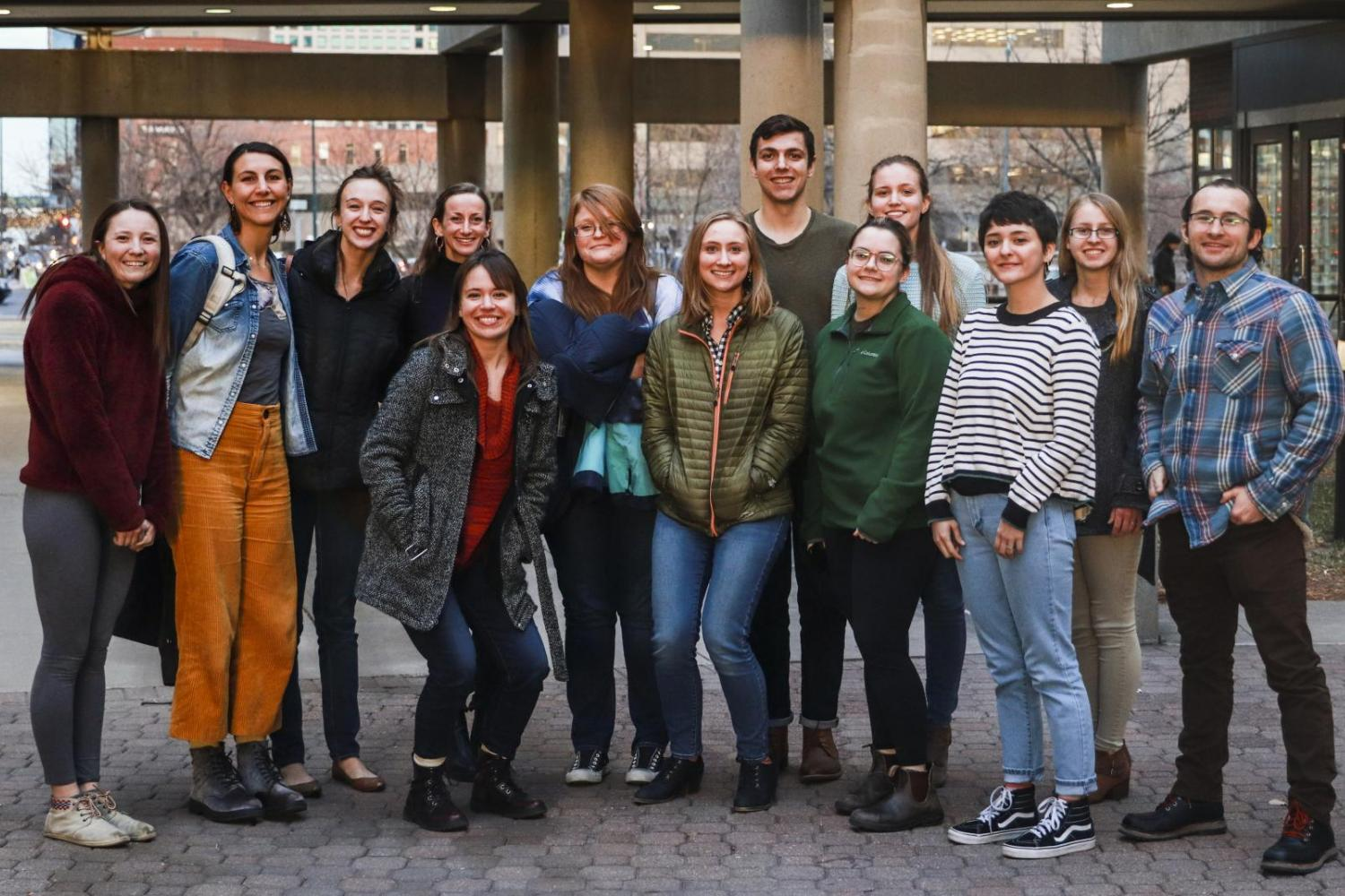 Spring 2020 Teaching Assistants