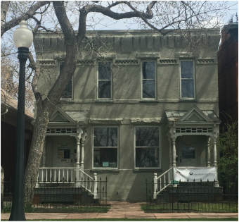Photo of house on 9th Street
