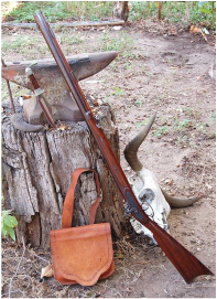 Photo of Hawkin's Rifle