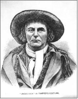 Self-portrait of Uncle Wootton