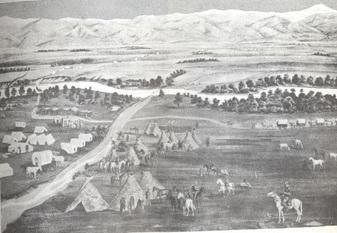 title image of Arapahoe men