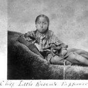 Photo of Chief's son