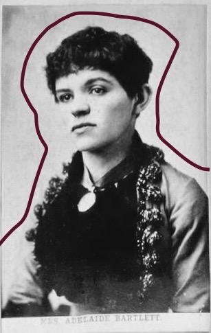 Photo of Adelaide Bartlett