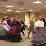 dancers at the ball