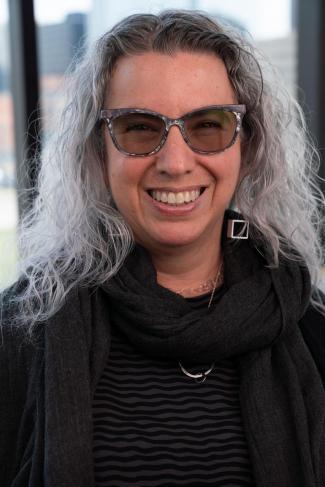 Photo of Dr. Marjorie Levine-Clark