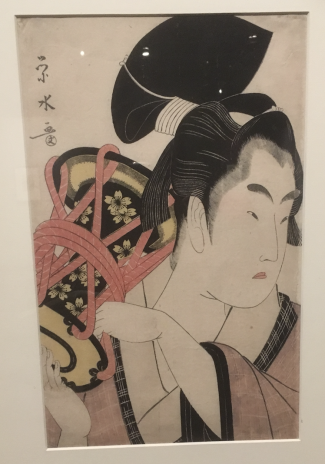 Artwork from the Edo Period in Japan