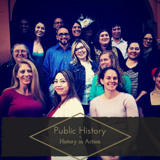 Public History - History in action photo