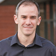 Head shot photo of Dr. Chris Agee, History Department Chair