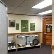 """Photo of the """"Brighton: A New Look At the Past"""" exhibit"""
