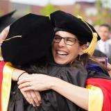 Dr. Munira Lantz with Dr. Annika Mosier