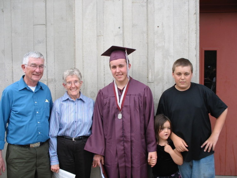 Dr. Alan Brockway and Family photo