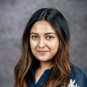Dr. Soumia Bardhan headshot
