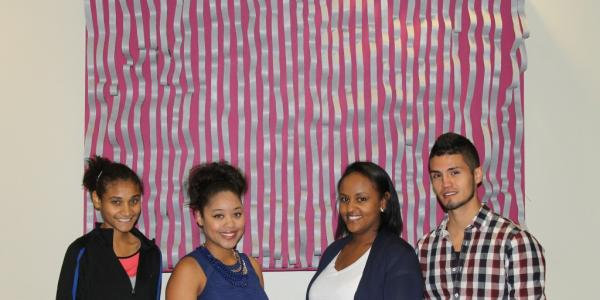 Photo of Cohort 2 group.