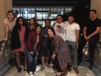 The Whole Group at SACNAS 2018