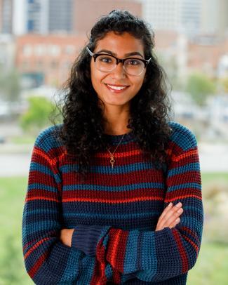 Photo of Aleezah Balolia