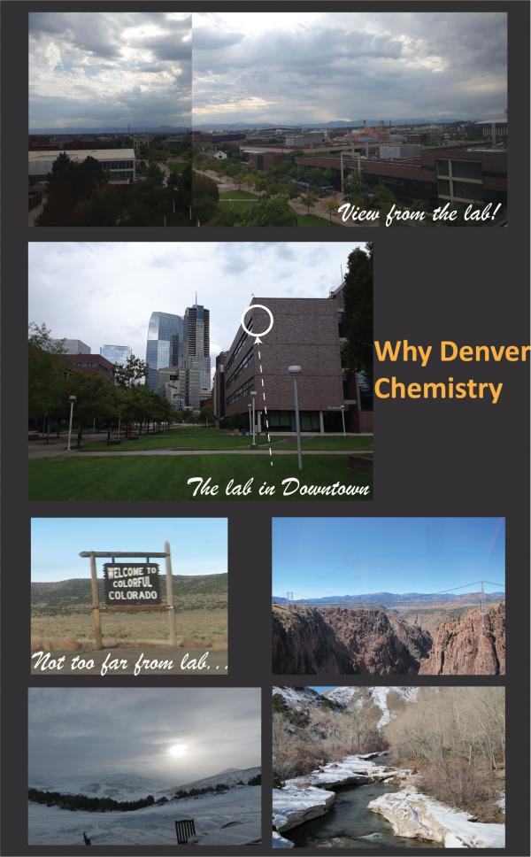 Images from Denver and the lab