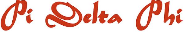 Pi Delta Phi